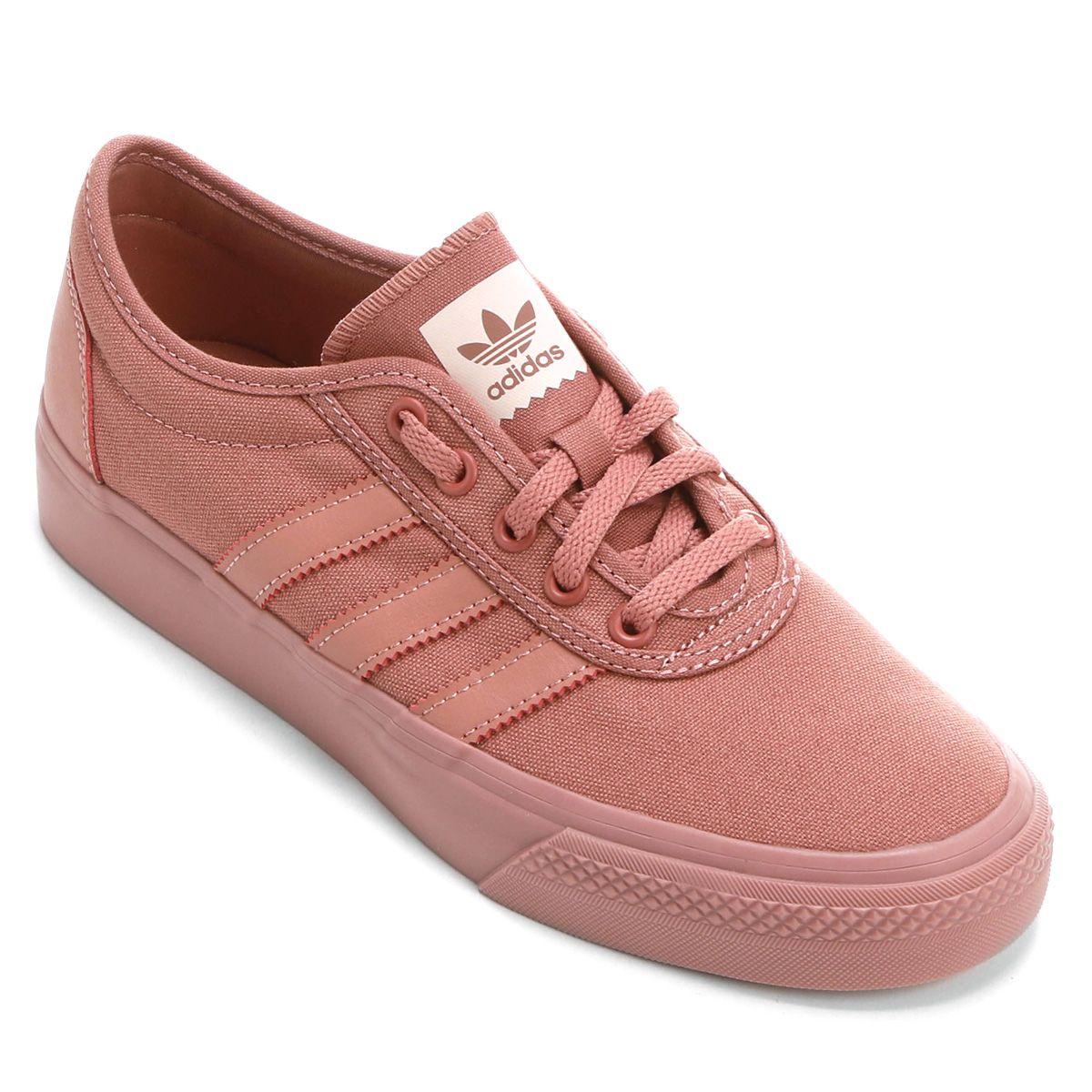 wholesale dealer f2478 606a0 Tênis Adidas Adi Ease Rosa  Netshoes