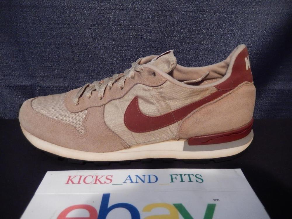 6d8c1574 TRUE VINTAGE OG Nike Air Equator Running Shoes 80's Rare USA Made sz 11  rare #Nike #AthleticSneakers