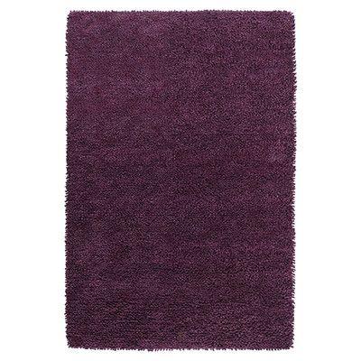 "Surya Aros Purple Area Rug Rug Size: 8' x 10'6"""