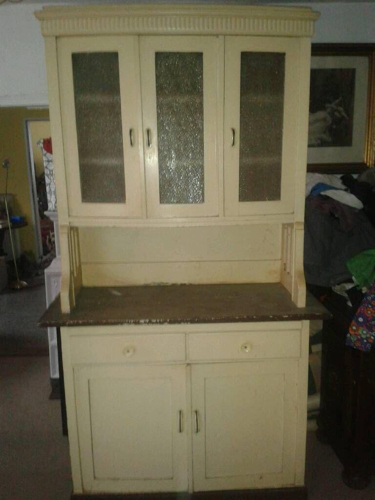 Hallo ich habe noch ein schönes altes Küchenbuffet aus den 30er ...
