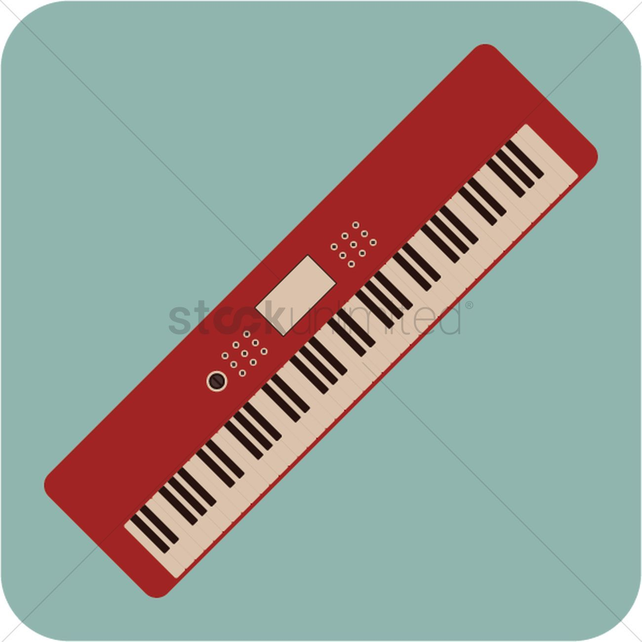 Musical keyboard stock vector , #ad, #keyboard, #Musical, #vector, #stock #affiliate