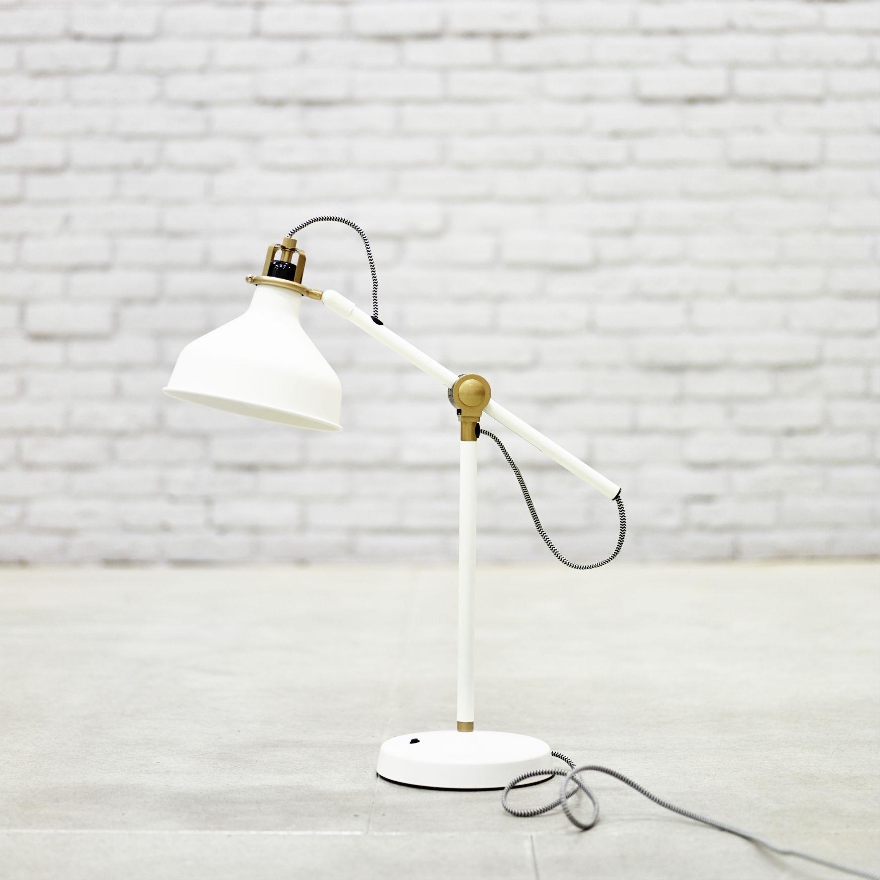 IKEA Ranarp desk lamp | Chic lighting, Industrial chic decor