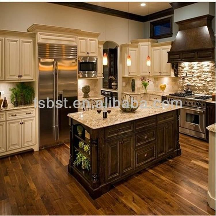 kitchen cabinets and flooring combinations 13 in 2020 farmhouse kitchen decor kitchen decor on kitchen cabinets color combination id=36439