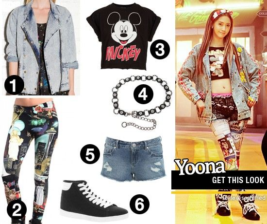 get this look i got a boy mv street style snsd inspired