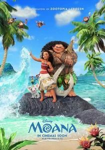 Download Moana 2016 Full Movie