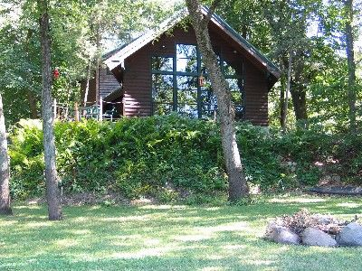Beautiful Cabin On The Scenic Wisconsin River Lake Wisconsin Dekorra Beautiful Cabins Cabin Vacation Wisconsin River Have fun in the sun at pools and beaches in wisconsin! pinterest