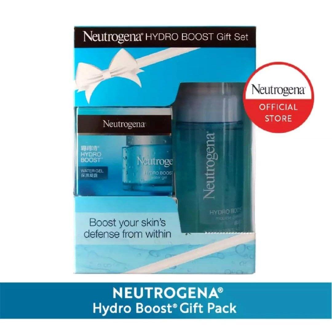 Neutrogena Hydro Boost Water Gel 50g Get Free Neutrogena Hydro