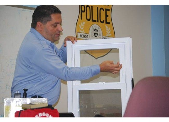 East Falls: Meeting Addressed Home Security Concerns | Philadelphia Neighborhoods | Alyssa Andrews