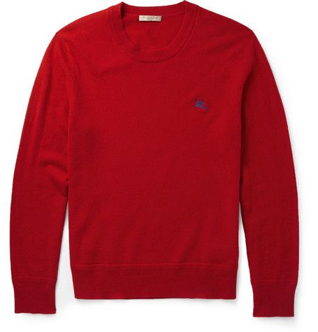BURBERRY Brit Crew Neck Cashmere Sweater       . #burberry #cloth #knitwear