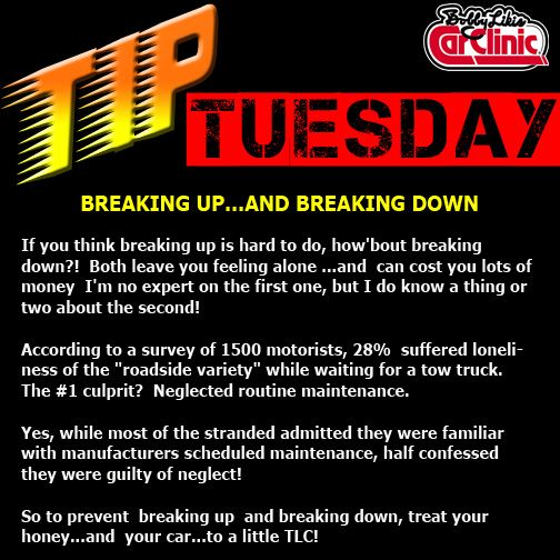 Carcare On Tiptuesday Knowing Isn T The Same As Doing When