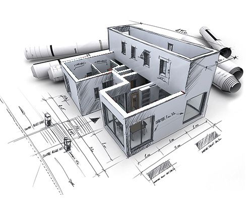 Netgains is leading cad outsourcing service company india for Floor plan drafting services