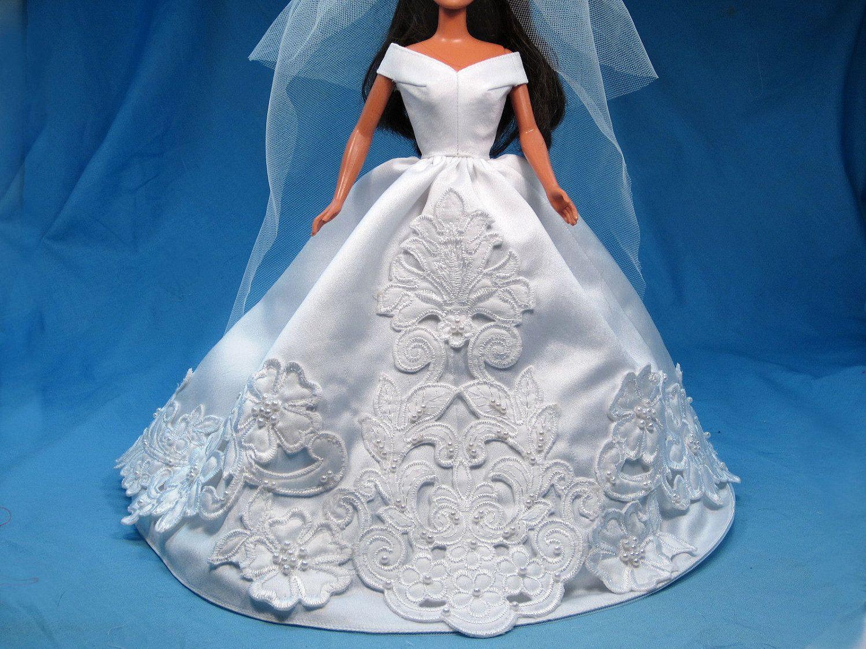 Barbie Wedding Dresses   ... wedding dresses Barbie wedding dresses ...
