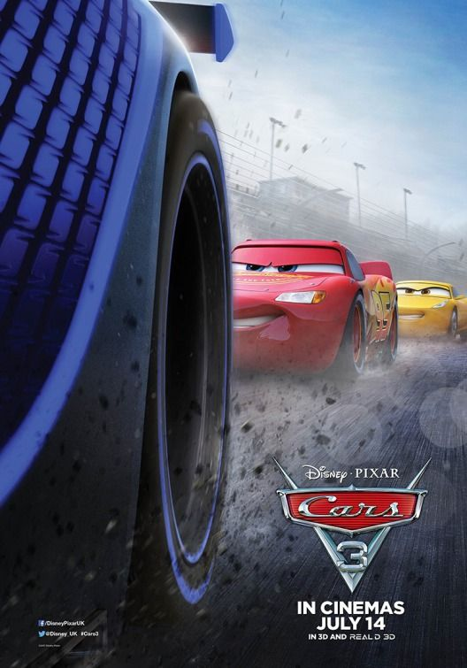Come See Lightning Mcqueen Back In Action In 2d 3d At All Mjr