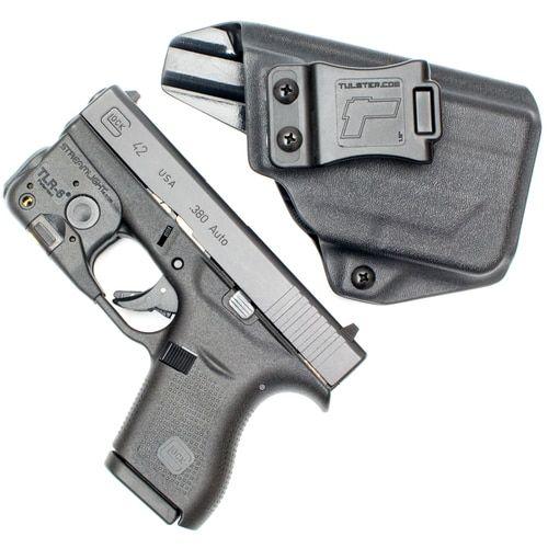 Glock 42 w/Streamlight TLR-6 IWB/AIWB Kydex Holster