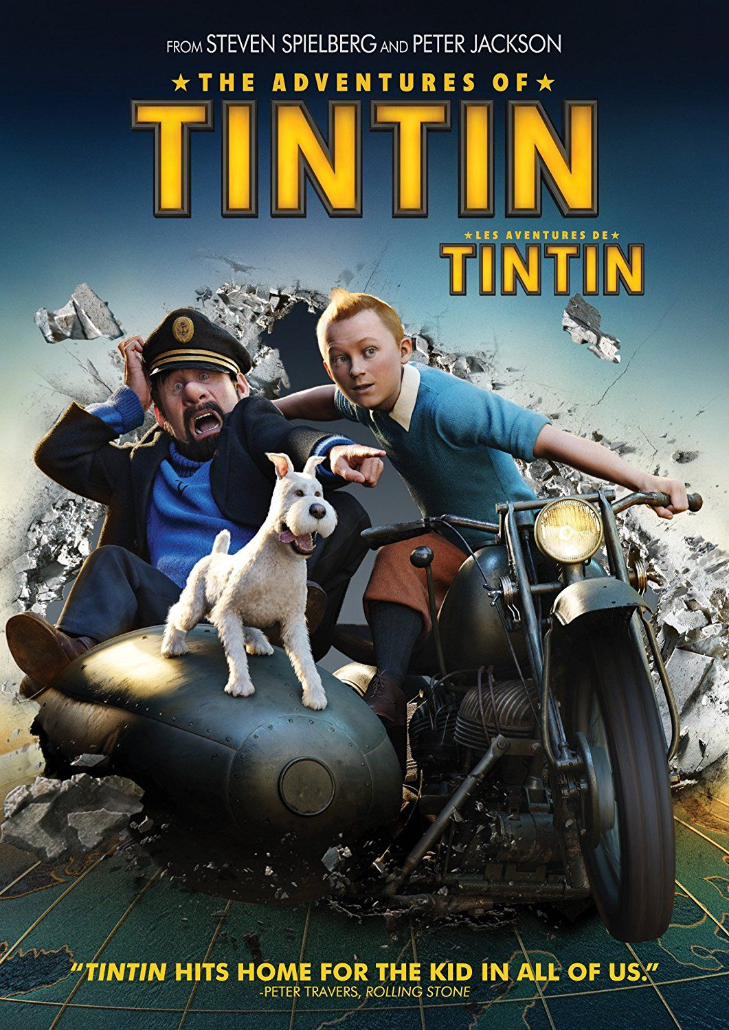 TenTen'in Maceraları – The Adventures Of Tintin 94