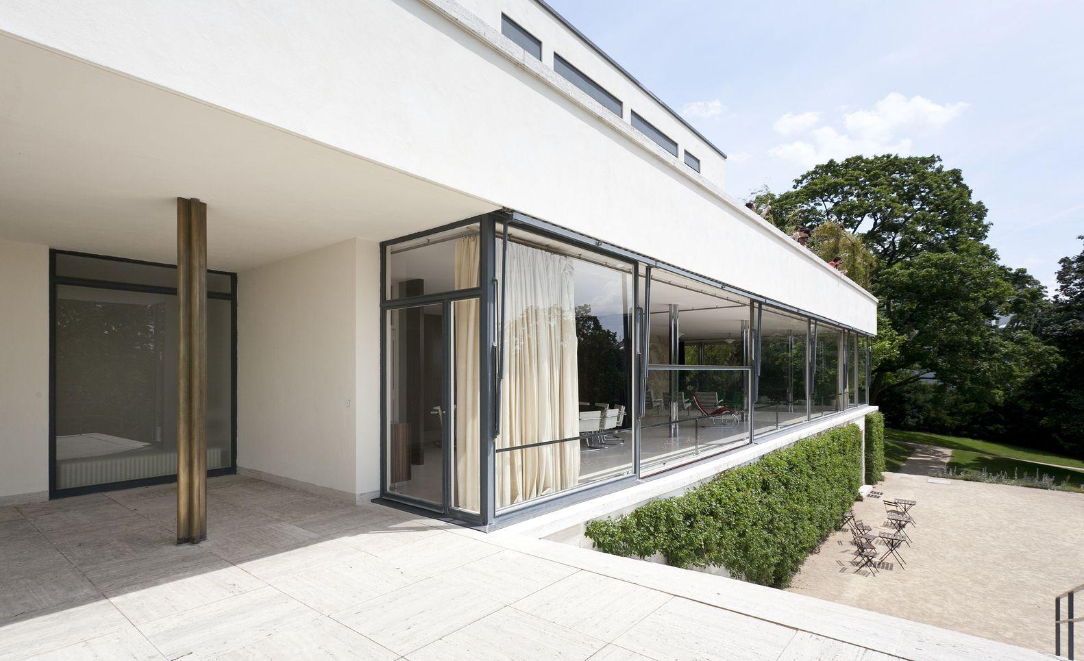 Gallery Of Ad Classics Villa Tugendhat Mies Van Der Rohe 26 Mies Van Der Rohe Ludwig Mies Van Der Rohe Van Der Rohe