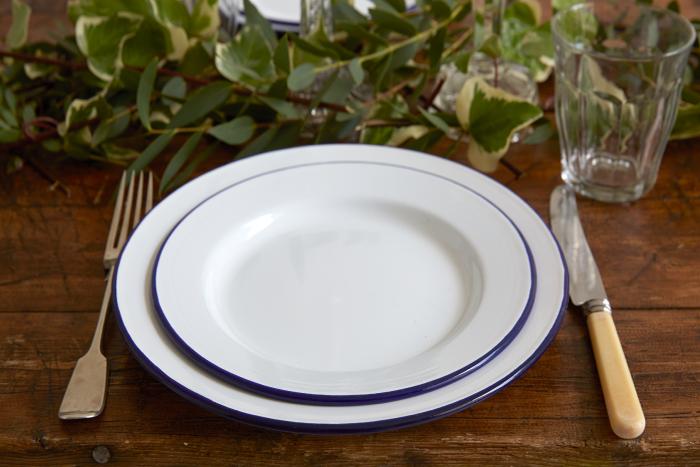 Classic Crockery Hire Tableware Rustic Table Classic