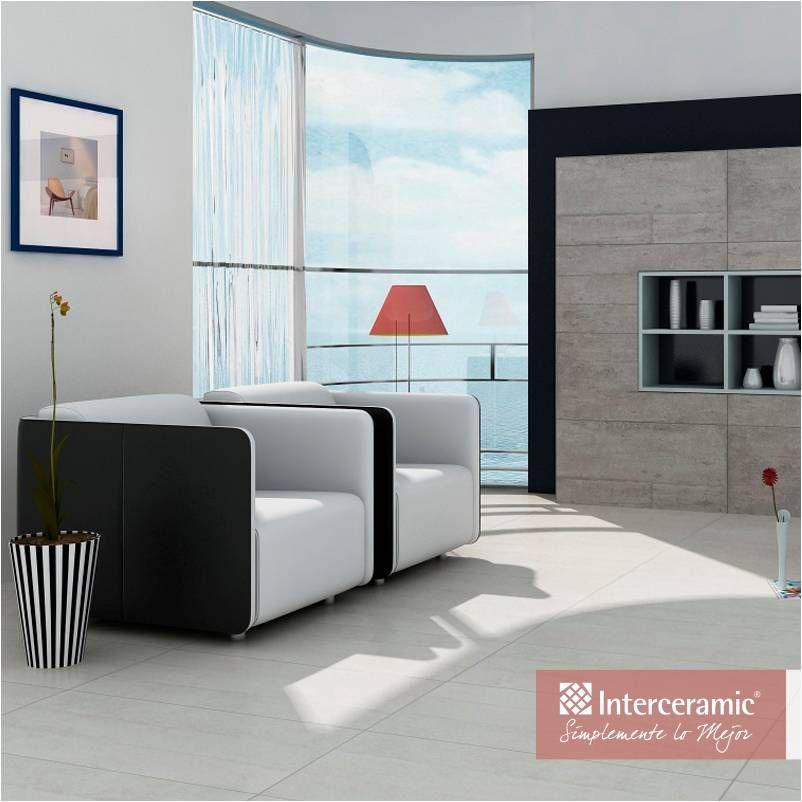 Amplia los espacios peque os con los recubrimientos y pisos de interceramic producto l nea - Diseno de interiores pisos pequenos ...