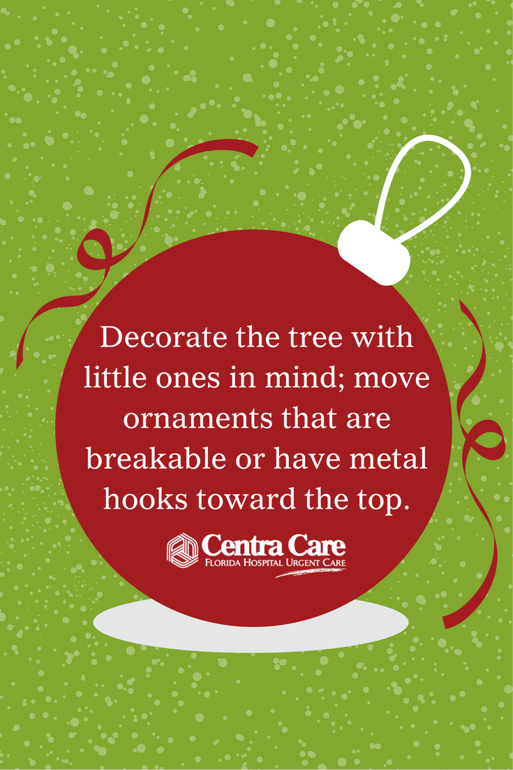 decorate your christmas tree with children in mind holidays