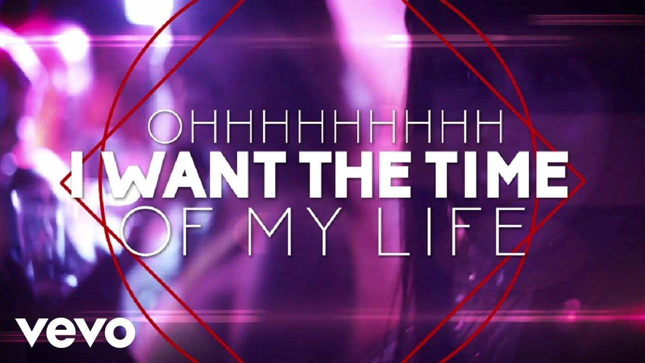 Pitbull Time Of Our Lives (Lyric) ft. NeYo Time of