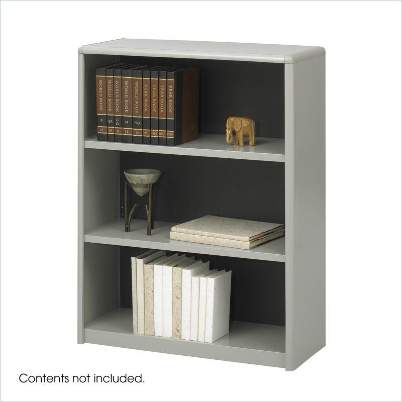 Classy Metal Bookcase Country Metal Barrister Bookcase