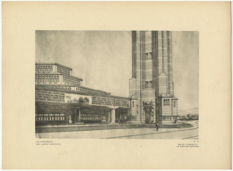 (1899-1977) Citè Industrielle - Tony Garnier   (800×590)