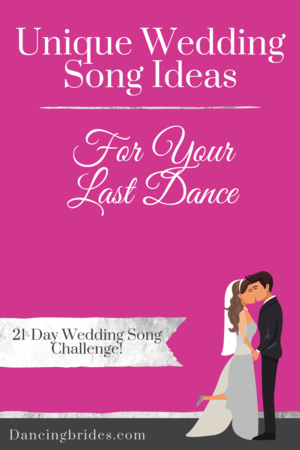 Listen To These Unique Wedding Song Ideas For Your Last Dance Of The Evening Wedding Slideshow Songs Top Wedding Songs Wedding Slideshow
