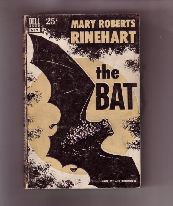 Mary Roberts Rinehart: The Bat