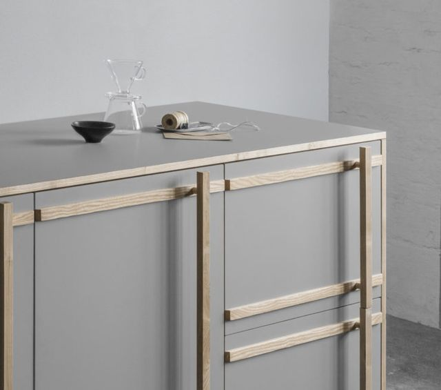 CLH kitchen for IKEA cabinets (Stil Inspiration) Ikea cabinets - ikea sideboard küche
