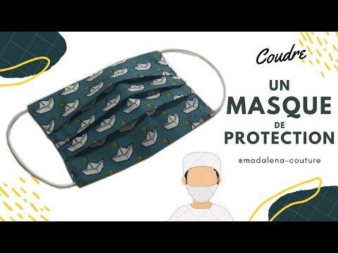 Coudre un Masque de Protection _ Tuto couture Madalena
