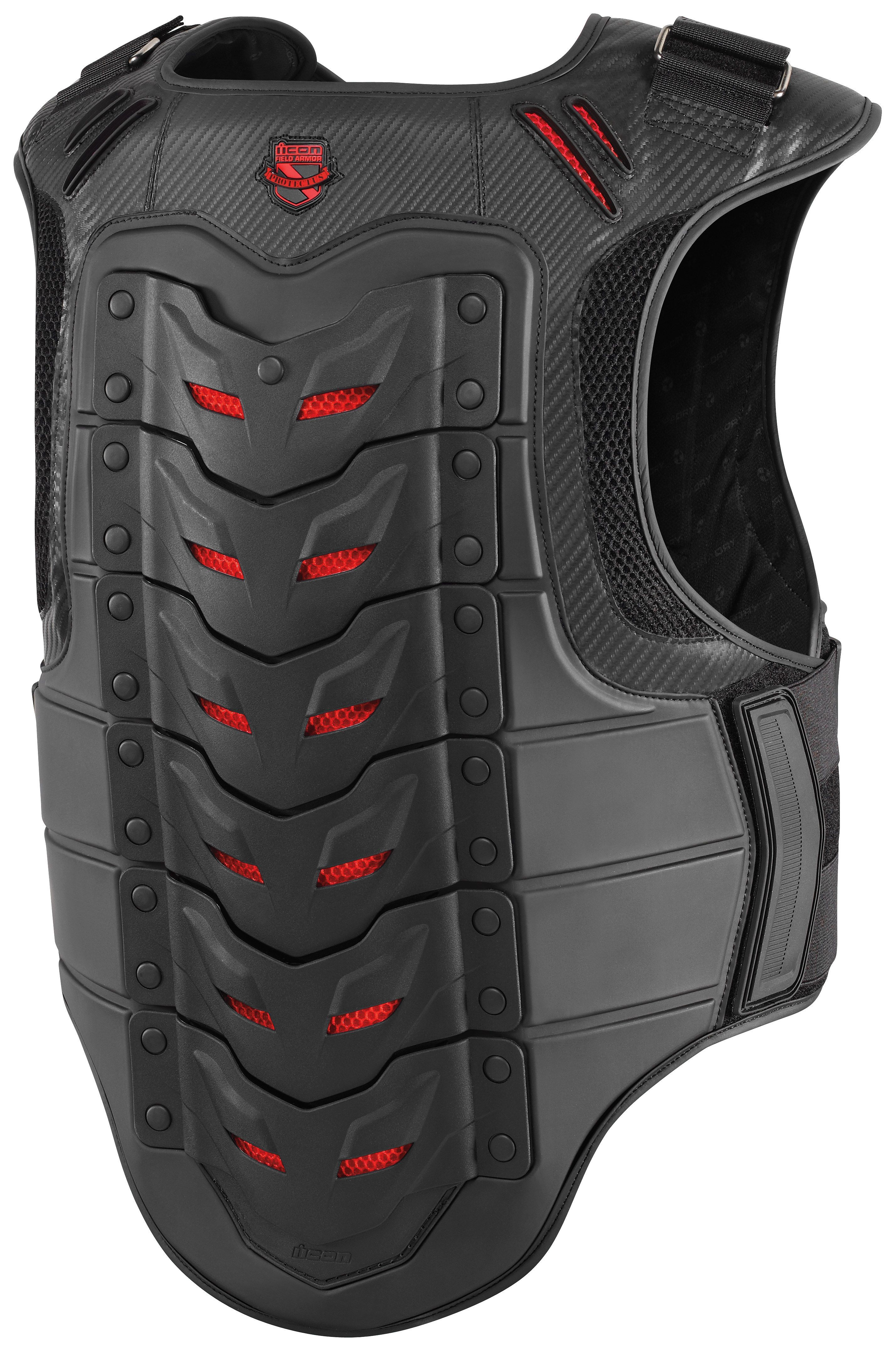 Icon Stryker Vest Armor Armor Vest Motorcycle Outfit