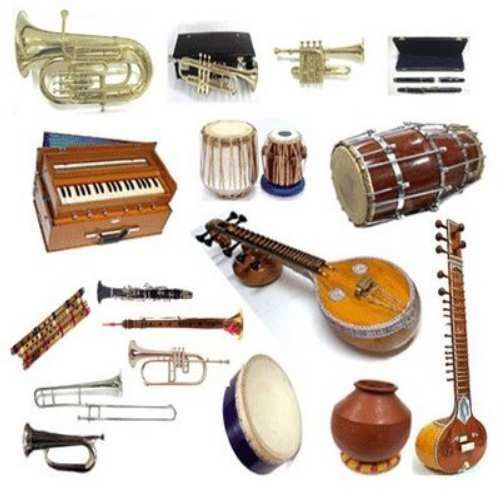 Indian Musical Instruments Many Common Western Instruments Have Been Assimilated Into South Asian Popu Indian Musical Instruments Musical Instruments Musicals