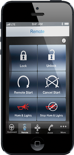 Remotelink Key Fob Services Comes Standard For 5 Years On Onstar