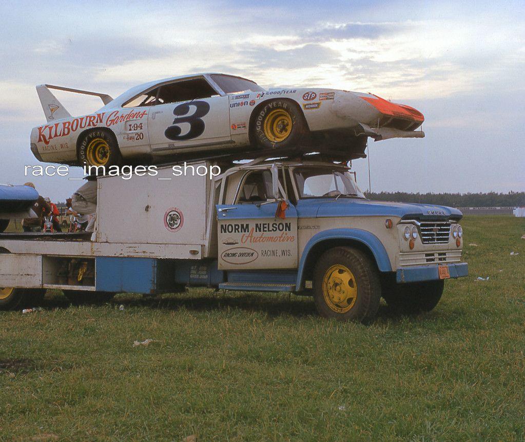 dodge car hauler   Topic: Retro Superbird picture on Car hauler ...