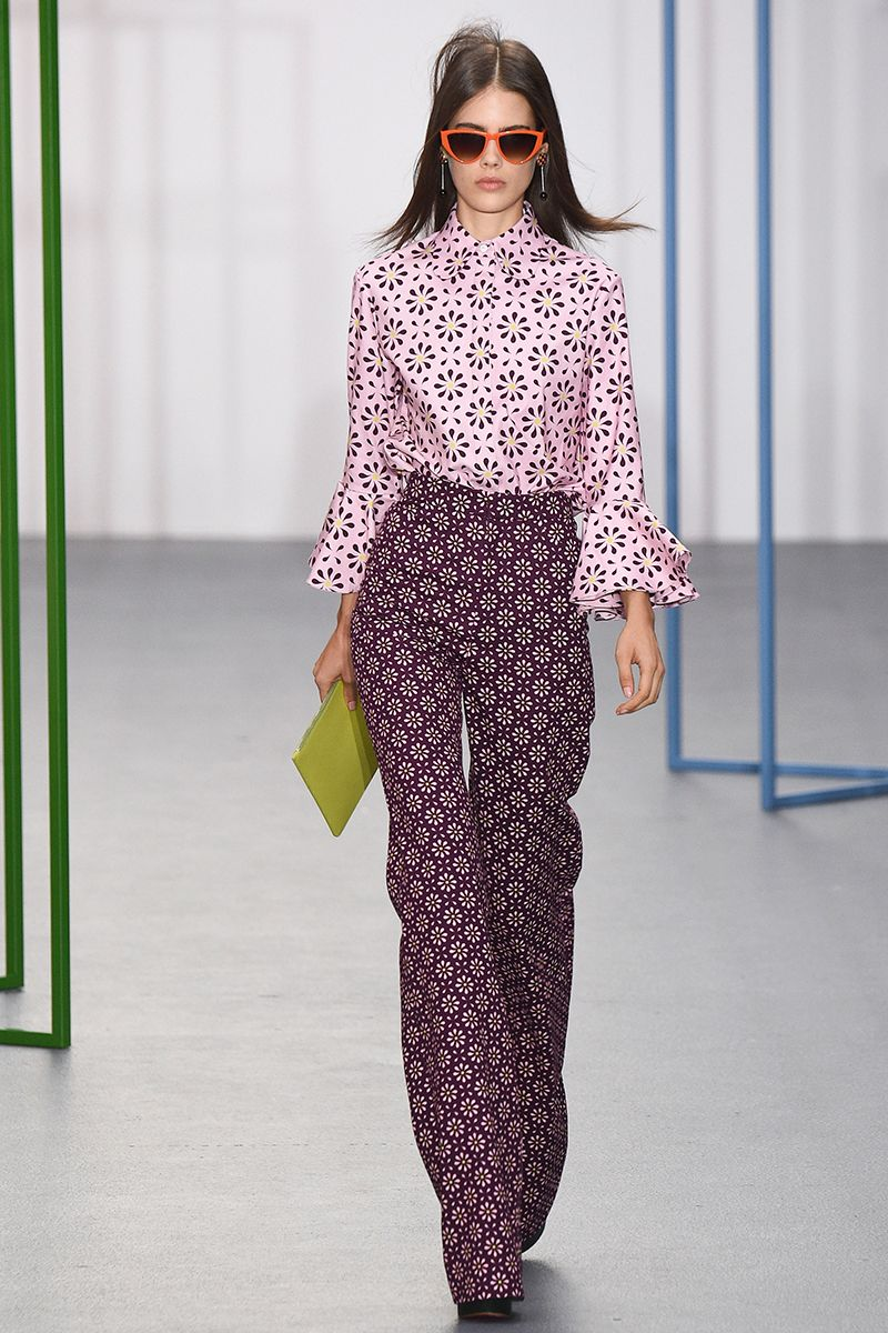 LFW Dispatch: Holly Fulton, Sibling and House of Holland - Man Repeller