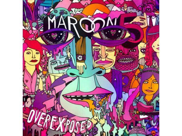 6 26 12 Music Album Cover Maroon 5 Album Covers