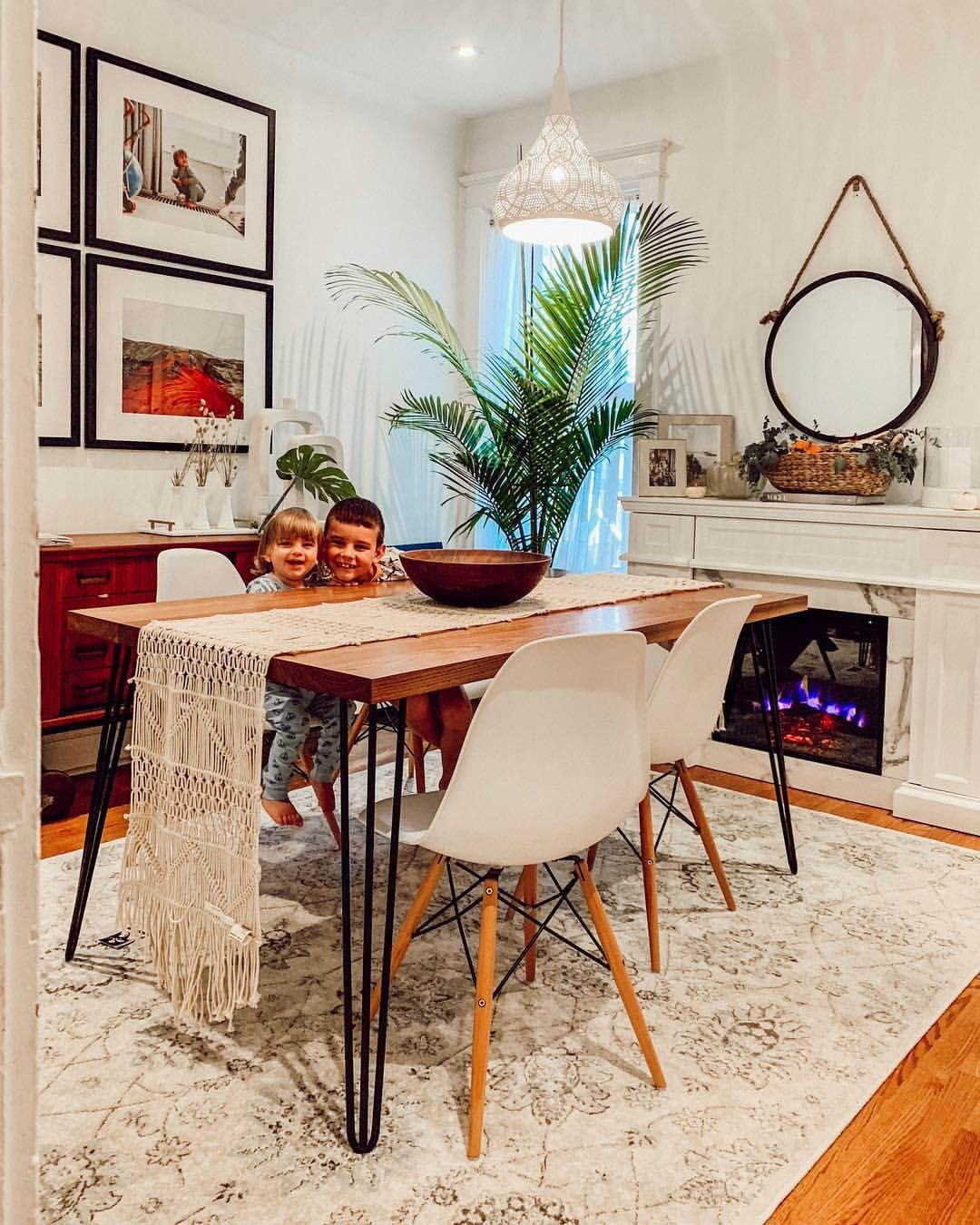 Dining Room Rugs Can Be Practical If You Follow These Rules Dining Room Rug Area Rug Dining Room Dining Room Fireplace