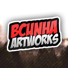 Confira meu perfil no @Behance: https://www.behance.net/bcunhaartworks