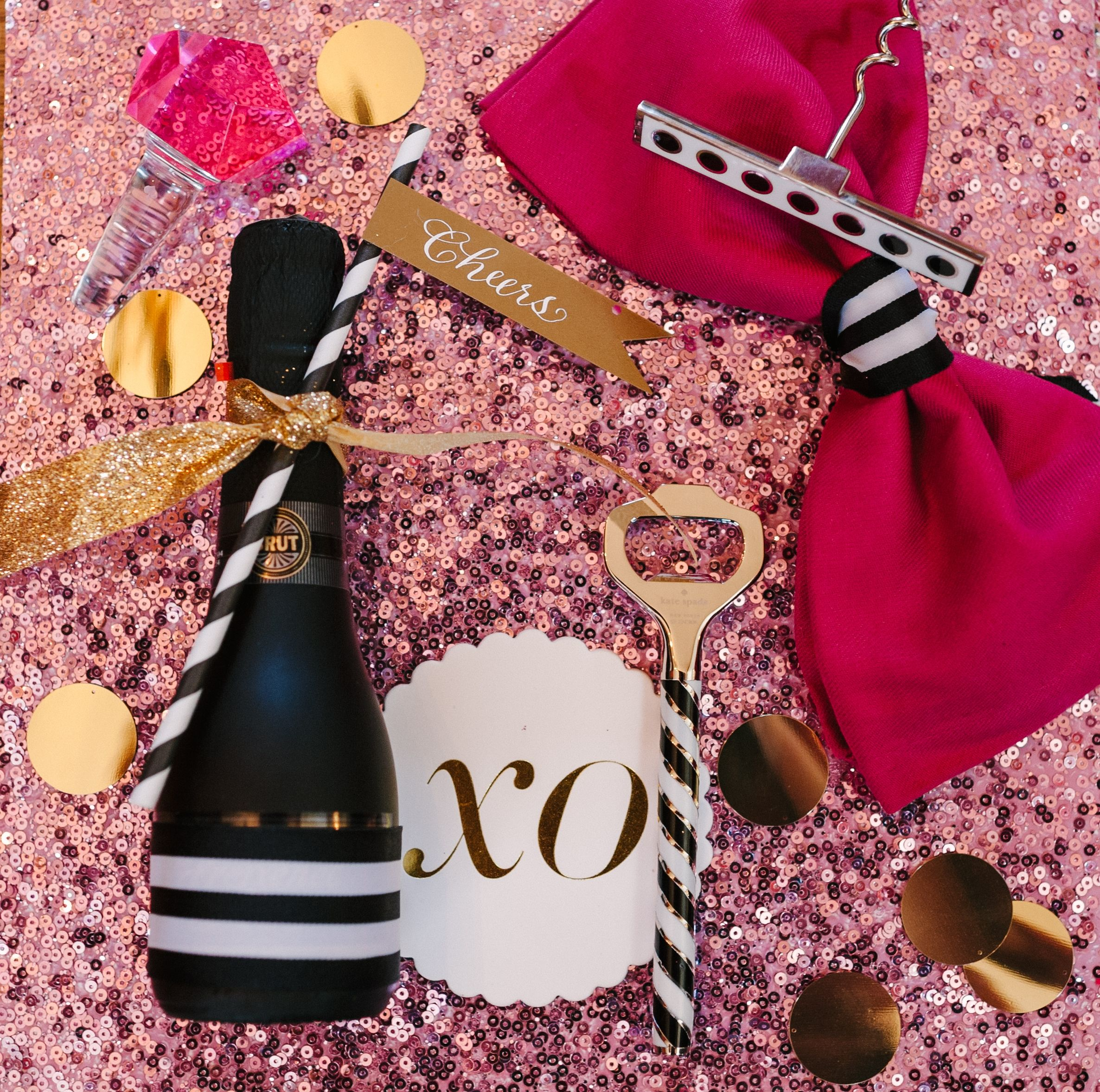 Dinner Party Gift Ideas Part - 30: A Chic And Swanky Kate Spade Inspired Dinner Party. 18th Birthday Gift IdeasBirthday  ...