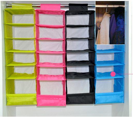 Ikea estilo lavable color organizador accesorio colgando - Organizador armario ...
