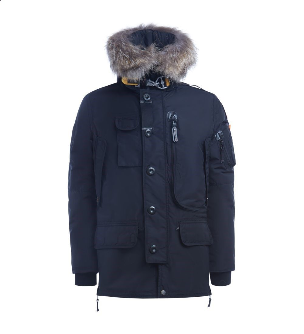 parajumpers jacket NERO