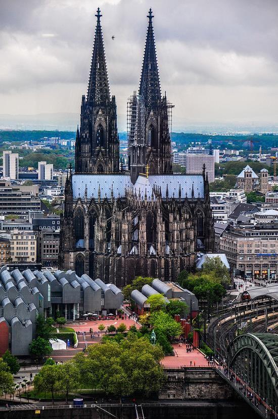 Pin Auf Koln Cologne Germany