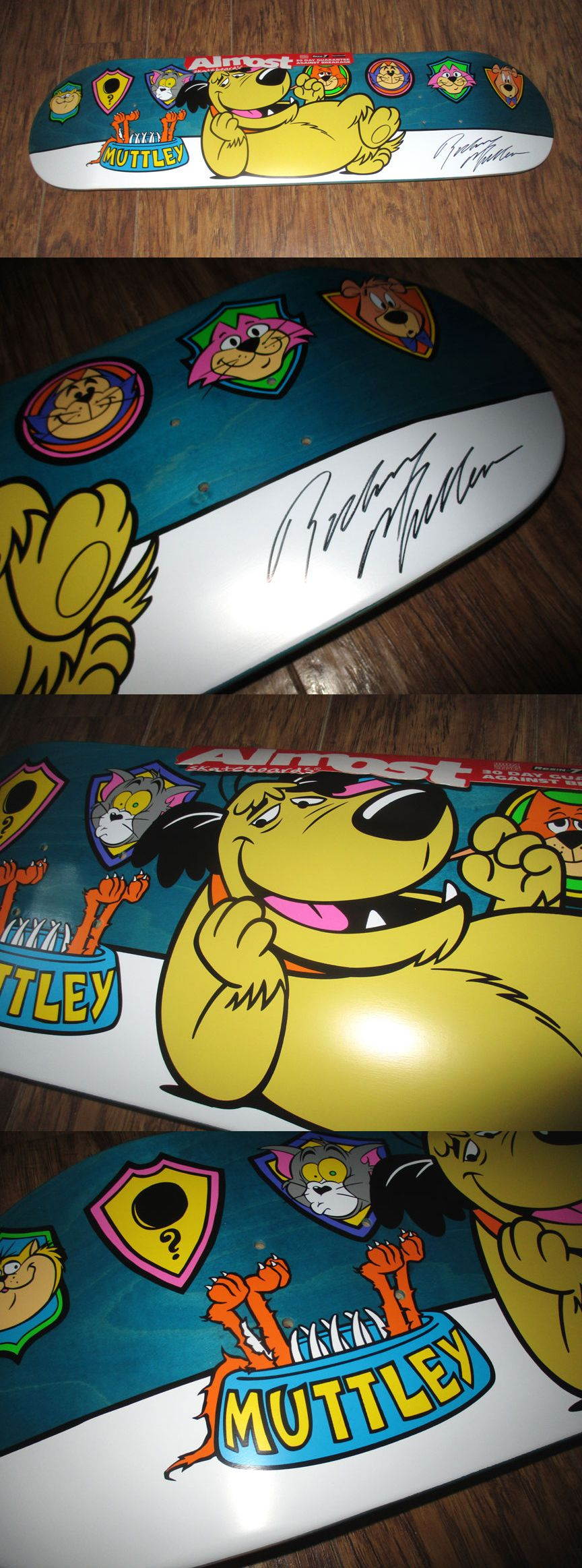Stickers and Decals 47357: Signed Rodney Mullen Autographed ...