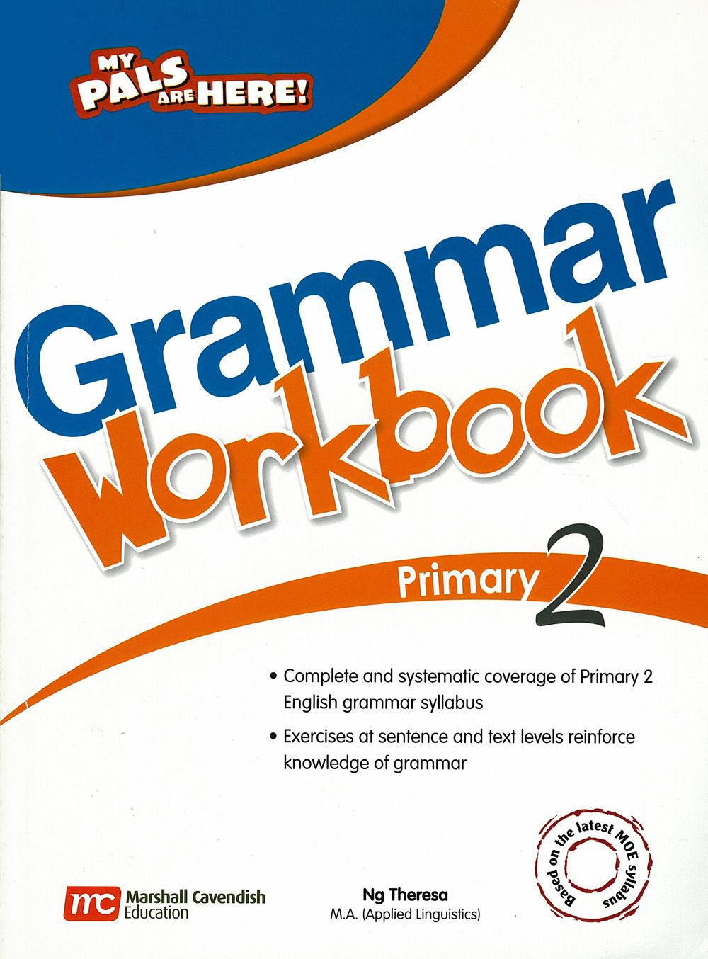My Pals are Here! Grammar Workbook Primary 2 | piggy | English