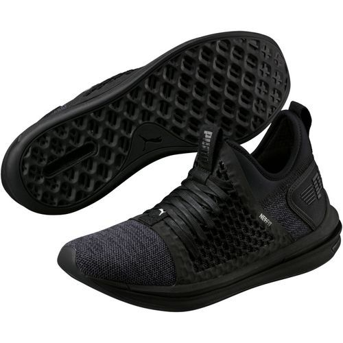 e2f98f4d4d8 Puma Men s Ignite Limitless SR Netfit Shoes (Black