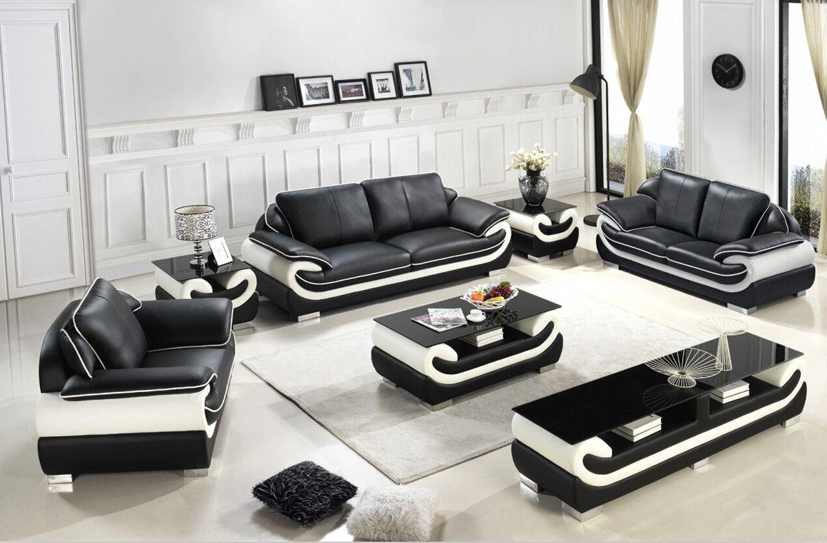 Divani Casa Dakota Modern Beige Fabric Sofa Set by VIG Furniture ...