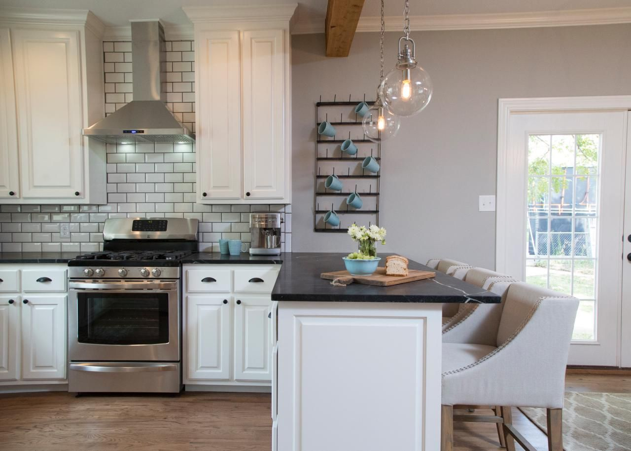 chip kitchen cabinets ikea kitchens cost a 1940s vintage fixer upper for first time homebuyers