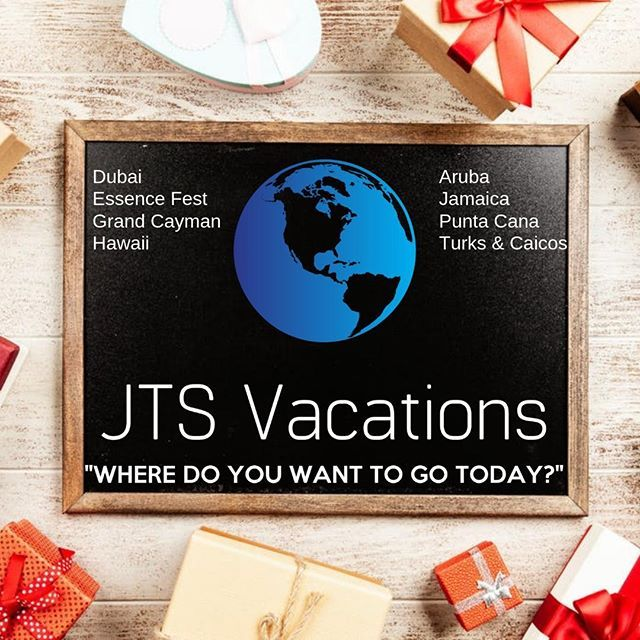 When I think about investing in myself the first thing I think about is traveling to a beautiful place like Dubai. How do you invest in yourself? . . . . #BlackFriday #BlackFridaySales #Holiday2018 #JTSVacations #GiftofTravel #TravelGifts #Holiday2018Sale