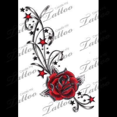 Pin By Sheri Palmatier On Tattoo Rose Vine Tattoos Swirl Tattoo Vine Tattoos