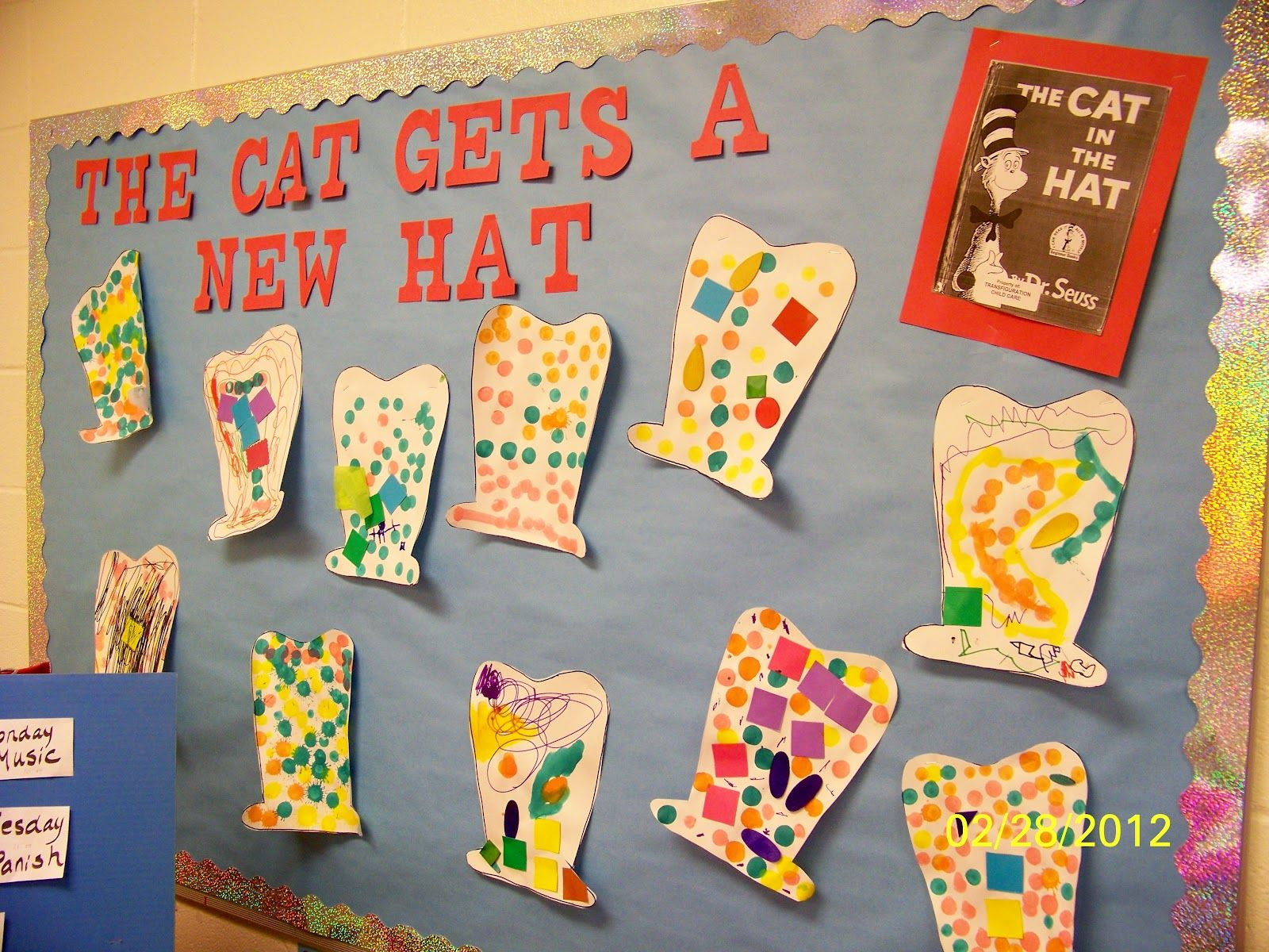 Preschool Ideas - Google Bulletin Boards Dr Seuss Crafts